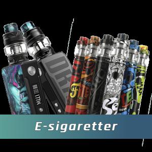 E- Sigaretter