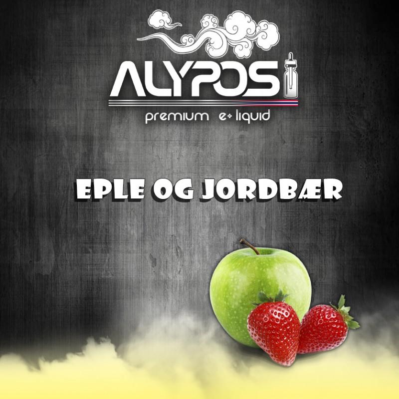 Eple og Jordbær