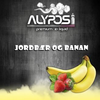 Jordbær og Banan