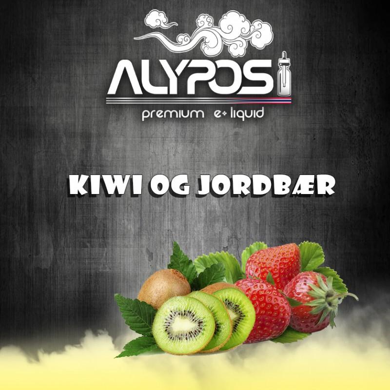 Kiwi og Jordbær